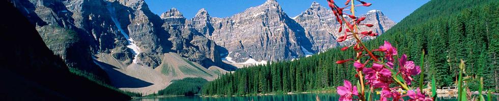 Vancouver & Canadian Rockies